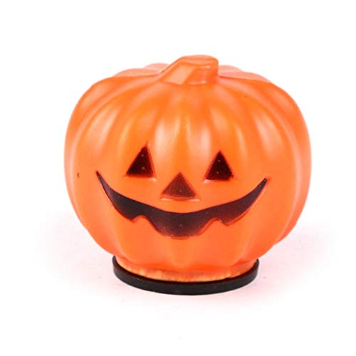 Carnival Party Jack-O-Lantern LED Pumpkin Night Light Halloween Decoration -