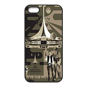 Star Wars Design Solid Rubber Customized Cover Case for iPhone 6 plus (5.5) 5s-linda354