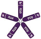 Fan Blade Designs Texas Christian University Ceiling Fan Blade Covers