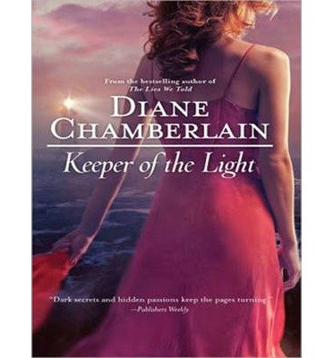 [ Keeper of the Light (Keeper Trilogy #1) by Chamberlain, Diane ( Author ) Sep-2014 Compact Disc ]