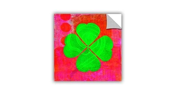 18 x 18 ArtWall Elana Rays Om Dove Art Appeelz Removable Graphic Wall Art