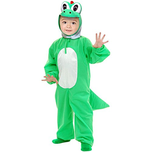 Yoshimoto the Green Dino Toddler Costume - X-Small ()