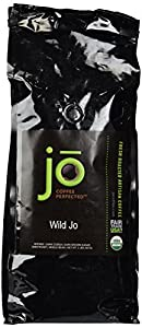 WILD JO: 2 lb, Dark French Roast Organic Whole Bean Coffee, Bold Strong Rich Wicked Good Coffee! Great Brewed or Espresso, USDA Certified Fair Trade Organic, 100% Arabica Coffee, NON-GMO