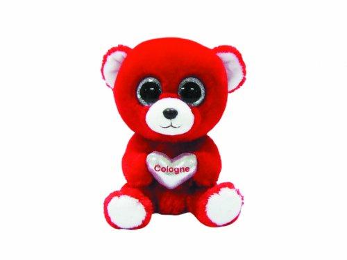 T.Y 41109 - Peluche Halloween (41109) - Peluche Beanie Boos Gato antifaz (15cm), Juguete Peluche Beanie Boos Primera Infancia A partir de 4 años: Amazon.es: ...