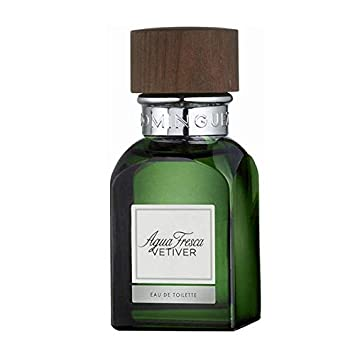 Adolfo Dominguez Agua Fresca Vetiver Vaporizador Colonia - 120 ml: Amazon.es: Belleza