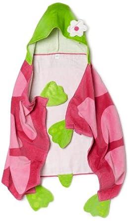 Turtle Children's Hooded Bath Towel