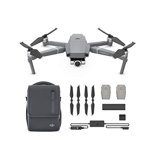 DJI Mavic 2 Zoom Drone Quadcopter with Fly More Kit...