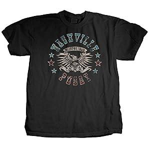 Nashville Pussy - In Lust we Trust T-Shirt Size M