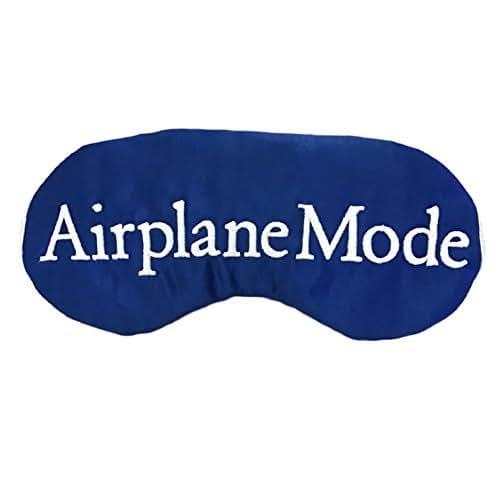 Airplane Mode Travel Sleep Eye Mask