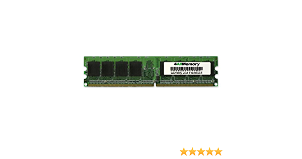 PPM70U-10S01J 1GB DDR2-667 RAM Memory Upgrade for The Toshiba Portege M700 PC2-5300