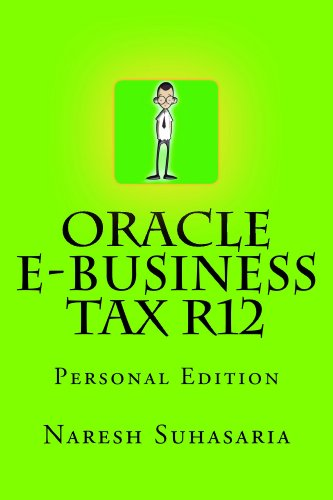 Oracle e-Business Tax R12 Pdf