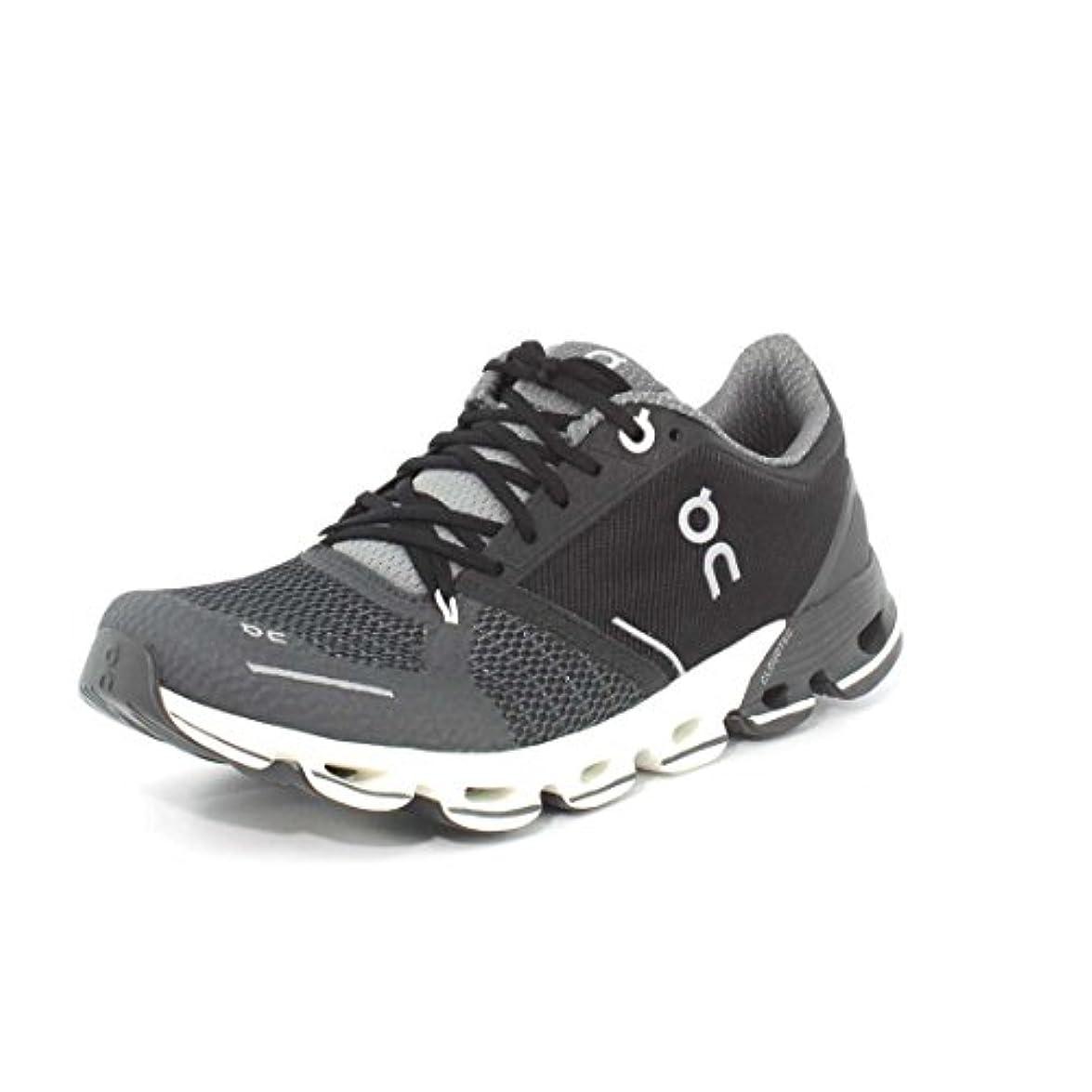On Running Sneaker Cloud Flyer Black White 38 5 Nero