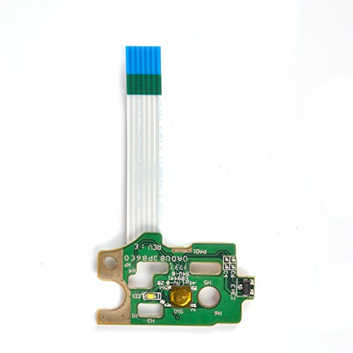 Eathtek Replacement Power Button Board DA0U83PB6E0 switch 732076-001 for HP Pavilion 15-N Series by Eathtek