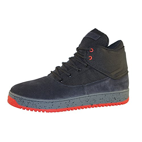 Cayler & Sons Herren Schuhe/Boots Shutdown Schwarz 45