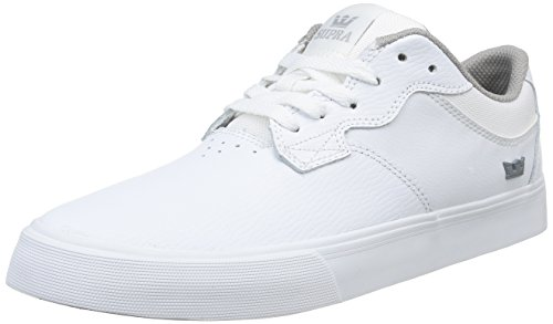 Supra Axle Sneaker White Leather
