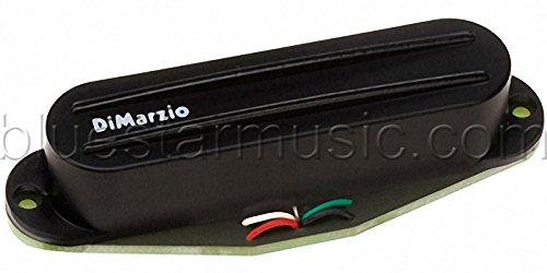 Dimarzio Fast Track (DiMarzio Fast Track 2 Single-coil Pickup - Black)