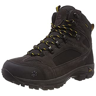 Jack Wolfskin Men's All Terrain 8 Texapore Mid M Wasserdicht High Rise Hiking Shoes 1