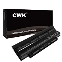 CWK® 7800mAh 9 Cell New High Capacity Battery for Dell Inspiron Type J1KND 14R N3010 N4010-148 N5010 N7010 07XFJJ Dell Vostro 3450 3550 3750 312-0233 383CW TKV2V 4YRJH Dell Inspiron 15R N5010 N5010R N5010D N5110 W7H3N 4T7JN