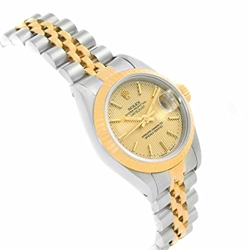 Rolex Datejust automatic-self-wind womens Watch 69173 (Certified Pre-owned) by Rolex (Image #3)