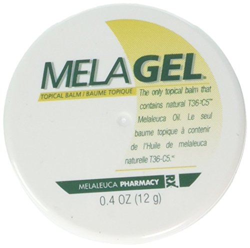 Melaleuca MelaGel Topical Balm .4oz Disk by selltop15 ()