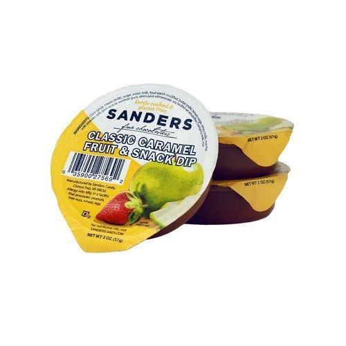 Sanders Fine Chocolate Caramel Dip Cups, 24 ct. by Sanders Fine Chocolates (Image #1)
