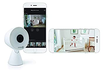 Amazon.com: Monitor de bebé HD WiFi, Sólo cámara: Baby