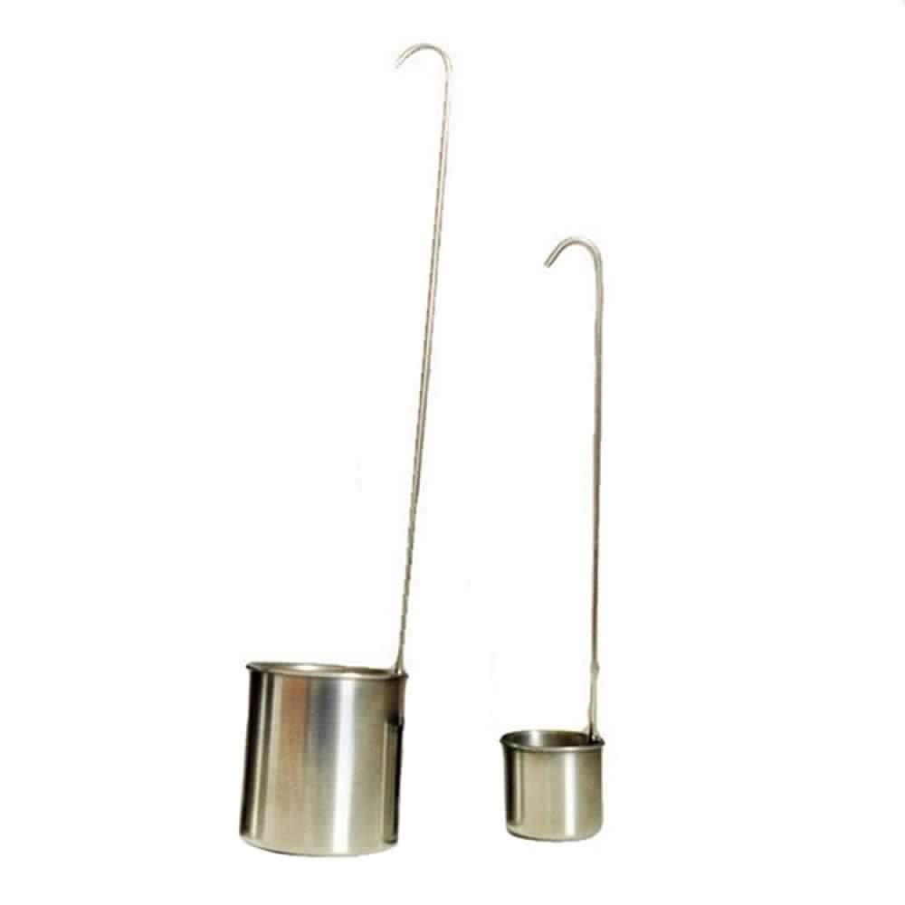 Stainless Steel Home Vinification Wine Spoon Wine Beer Brewing Spoons Tools 250g