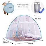 Pop-Up Mosquito Net Tent for Beds Anti Mosquito