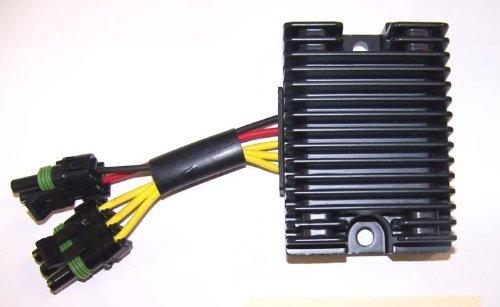 (NEW VOLTAGE REGULATOR FITS SEA-DOO 1998-2002 GTX RFI 800CC 2000-2003 GTX DI 951CC 278001241 278001554 )