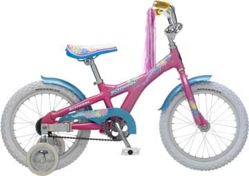 Girls Bikes Schwinn (Schwinn Lil Stardust 16
