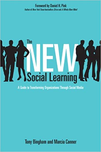 The New Social Learning - book cover