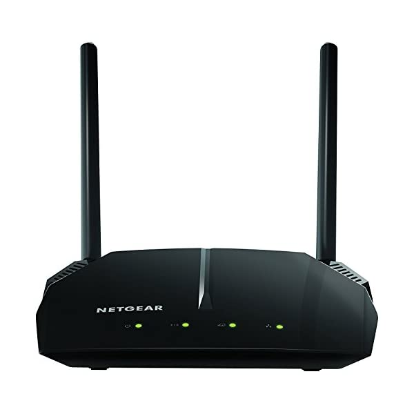 Netgear R6120-100INS AC1200 Dual-Band Wi-Fi Router (Black, Not a Modem) 2021 August This router does not include modem and works well with cable broadbands Input type RJ-45 (Ethernet Cable) supported by neighbourhood cable broadband ISPs such as Hathway, ACT, Tikona, Airtel Fibrenet, MyWorld, Nextra, Siti Cable, You Broadband, Spectranet etc Wi-Fi speeds up to 300+900mbps