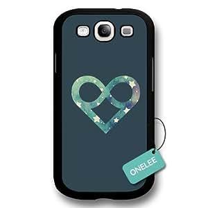 Infinity Infinite love Black Hard Plastic For LG G3 Case Cover &Infinity Infinite love For LG G3 Case Cover - Black 1