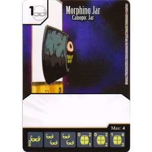 Dice Masters - Morphing Jar: Canopic Jar ()