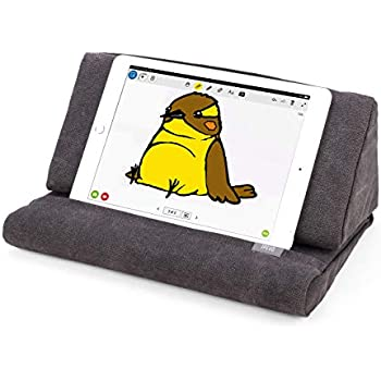 Amazon.com: iPad Tablet Stand Pillow Holder - Universal ...