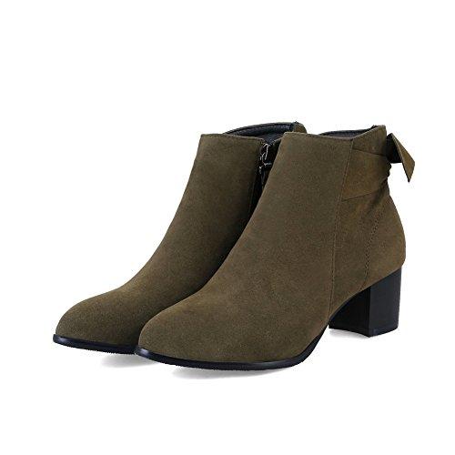 Resistant Pointed ABL09966 Womens Claret Toe BalaMasa Comfort Slip Boots Urethane q1tCv6