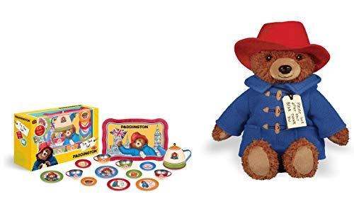 YOTTOY Paddington Bear Movie Teddy Bear for Kids 8.5
