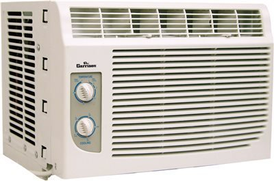 Garrison Garrison Air Conditioner, Window Mount, Manual Control, 5000 Btu, Cool Only (1/ea)