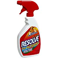 Resolve Carpet Stain Remover, For Pet Stains, 22-Ounce Bottles  (Pack of 4)