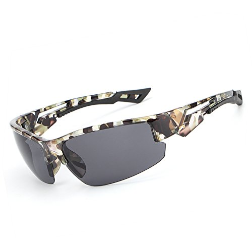 Gafas Jusheng y Hombres Gray Hombre Conducción Hombre de Sunglasses Sol Sol Hight Color de Desinger Quality Gold Gafas de día Noche zrR1Oqwz