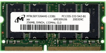 256MB Cisco 1841 Router Approved Memory Upgrade (p/n MEM1841-256D) (Cisco Adsl Modem Router)