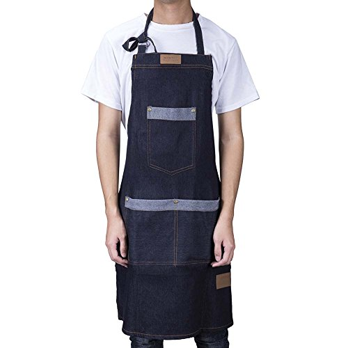 Denim Adult Apron - 8