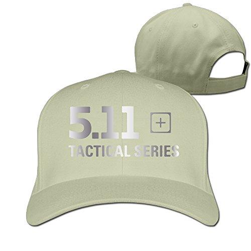 5.11 Tactical Logo Baseball Cap Natural ()