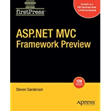 ASP.NET MVC Framework Preview (Firstpress)