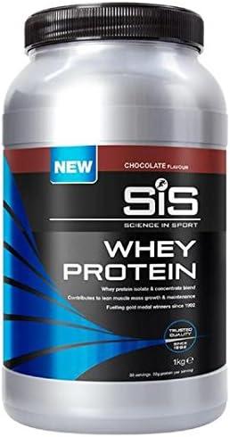 Sis Unisex de proteína de suero, Chocolate, 1 kg: Amazon.es ...