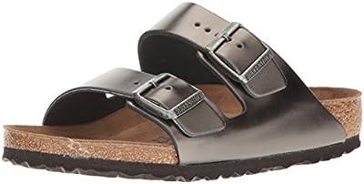 Birkenstock Arizona Hard Footbed Birko-Flor Sandal