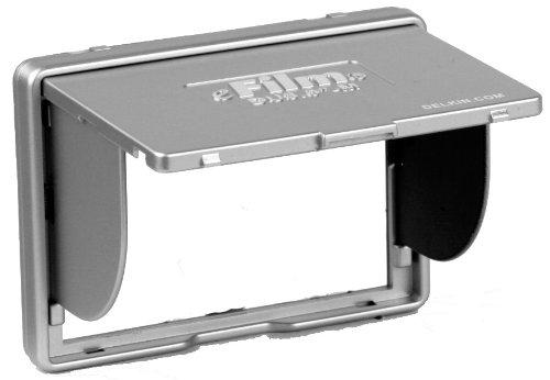 - Delkin LCD shade 3 inch universal LCD silver DDPSHU-3.0M