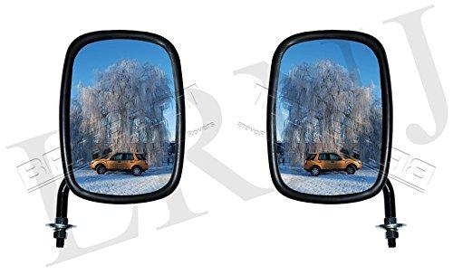 Land Rover 3 Series (LAND ROVER SERIES 2 / 2A & SERIES 3 EXTERIOR MIRROR HEAD 7