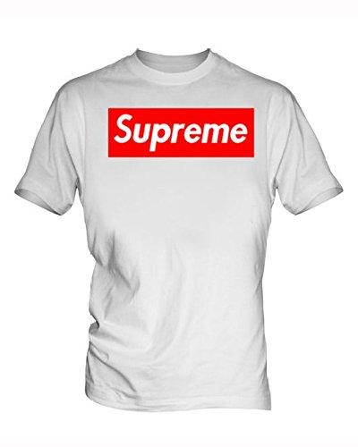 Supreme hombre White T Shirt