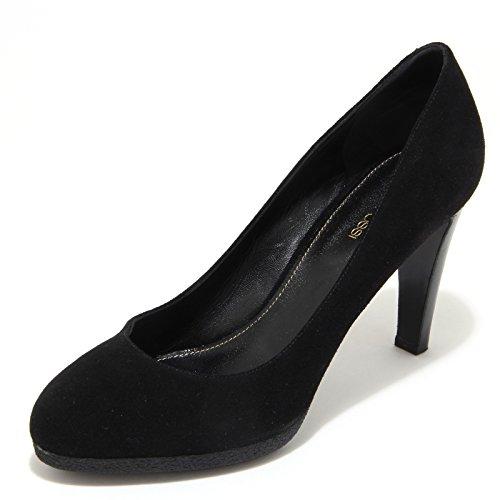 Rossi Women nera Nero Sergio Scarpe Pump Decollete Shoes 0682M Donna 8pddwqR